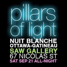 SubZeroArts presents Pillars of Light!
