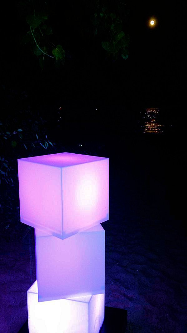 Cubeism at Camp Wavelength 8-29-15